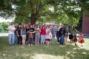Advanced Fiddle class