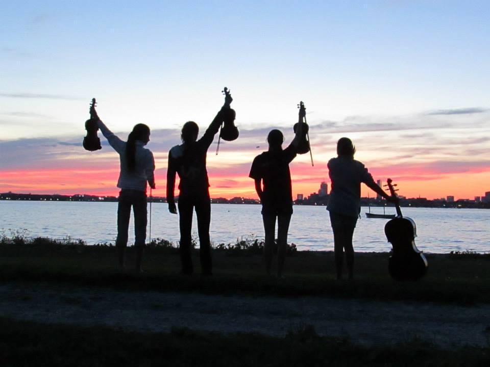 Boston Harbor Scottish Fiddle School