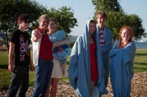 The Blanket People