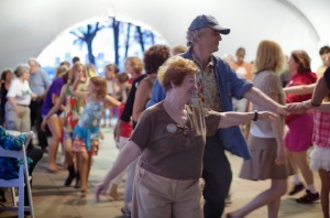Visitors' Day dance